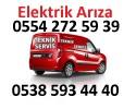 elektrik arıza servis